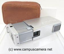 Minolta 16 Model 1 Subminiature Spy Camera Circa:1957 Chiyoda Kogaku Japan WORKS