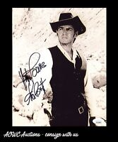 Autographed 8x10 Photo - Jack Betts (Hunt Powers) - JSA Certified