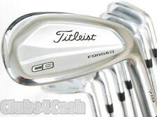 Titleist 718 CB Irons Forged  LZ 6.0 Stiff Flex 3-P .. MINT
