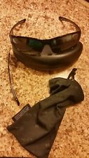 Maui Jim Bamboo Forest Sunglasses Black Preowned, Never used 3 extra accessories