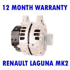 RENAULT LAGUNA MK2 MK II 3.0 V6 2001 2002 2003 2004 - 2015 RMFD ALTERNATOR