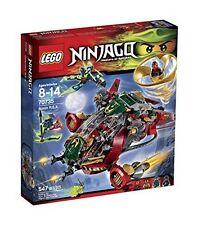 70735 RONIN R.T.X.  lego legos set NEW ninjago ninja Ghoultar Attila Kai