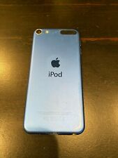 Apple Ipod Touch 6th Generation - Blue 16 GB