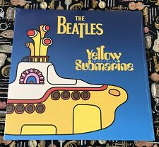 THE BEATLES -  YELLOW SUBMARINE SONGTRACK LP NEW! WITH 1999 NEW STEREO MIXES! FS
