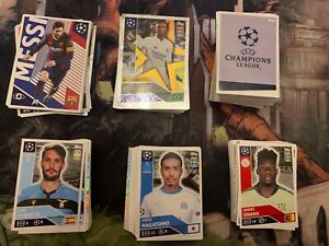 Topps UEFA Champions League 2020/21 UCL - missing stickers - single swaps - mint