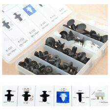150pcs Car Panel Fender Liner Fastener Rivet Push Clips Trim Retainer Assortment