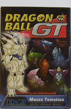 Dragon Ball GT mazzo tematico DRAGHI delle sfere nere 1a edizione 60 carte