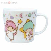 Little Twin Stars Sanrio [New] Mug Cup (Porcelain) Kawai Gift Japan Free Ship