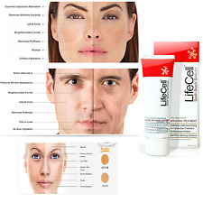 LifeCell South Beach Skincare AIO Firming,Anti-Aging,Wrinkle Reduction US Seller