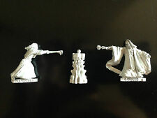 Warhammer Lord of The Rings LOTR - Gandalf Saruman Escape From Orthanc Metal OOP