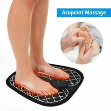 Electric EMS Foot Massager Feet Muscle Stimulator ABS Foot Vibrator Massage Mat