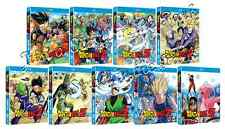 Dragon Ball Z Complete TV Series Season 1 2 3 4 5 6 7 8 9 BluRay Box Sets NEW!
