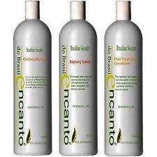 ENCANTO DO BRASIL 3x236ml Keratin Hair Straightening Set