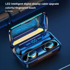 Mini TWS Auriculares Auriculares Auriculares Inalámbricos Bluetooth 5.0 estéreo para auriculares IPX7