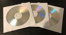 3 Blank RiDATA DVD+R 16X 4.7 GB Discs In Sleeves!
