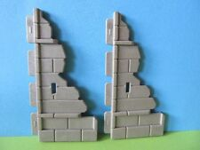 PLaymobil*2 x Mauer 3839, 3899, 7267, 3030, 3274 3666 Ritterburg Mauer Ruine