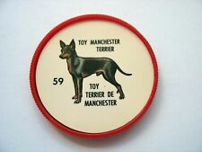 Dog Coin - Toy Manchester Terrier