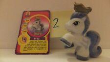 A2) Filly Pferd aus der Serie Filly Fairy und heißt Prinz Cedric .