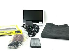 Eviant T7 7-inch Portable Digital Television White With Accessories