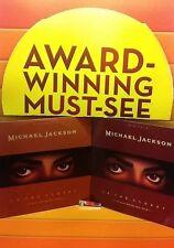 """MICHAEL JACKSON • IN THE CLOSET 12"""" VINYL SINGLES (MIXES BEHIND DOORS #1 & #2)"""