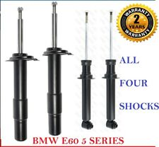 ALL FOUR -  BMW E60 5 SERIES 2003-2010 SUSPENSION SHOCK ABSORBER STRUT - NEW