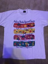 Vintage American Cancer Society Tee L