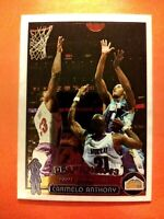 2003-04 Topps Chrome Carmelo Anthony ROOKIE  #113