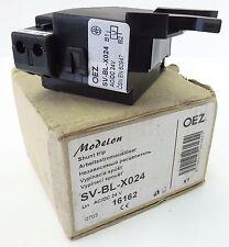 OEZ SP-BL-X024 Unterspannungsauslöser Undervoltage Release 16168 24VAC//DC unused