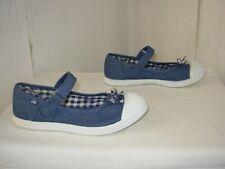 772b7048884a9 Chaussures bleus pour fille de 2 à 16 ans pointure 32