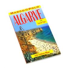 Travel Guide Algarve Marco Polo With Local Tips and Fold Out Maps FREE Postage