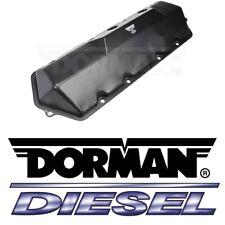 1996 - 2003 7.3L Ford Powerstroke Left Side Valve Cover Dorman 264-5117 (3824)