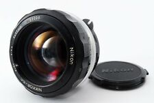 【AS-IS】 Nikon Nikkor S.C Auto 55mm f/ 1.2 MF Standard Lens from Japan A0412