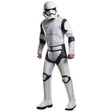 Adult Deluxe Stormtrooper Costume Episode VII w/Full Helmet Size XLarge