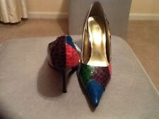"AUTHENTIC BERTINNI SHOES ""A MUST HAVE"" SZ 8.5 *GORGEOUS!! $697 NEW/DISPLAY $390"