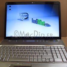 """PC HP Pavilion DV7-1150EF 17.3"""" Intel C2D @ 2 Ghz 3GO 250GO Linux Mint 32 bits"""