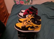 DS Air Jordan Retro 1 Old Love New Love Beginning Moments Size 10.5 pack