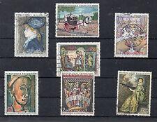 Francia Pintura Valores del año 1967-74 (CO-169)