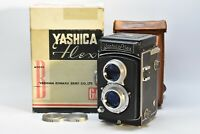 [RARE Old Model B NEAR MINT IN BOX] YASHICA Yashicaflex From Japan #1464