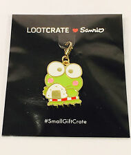 KEROPPI CHARM Hello Kitty VACATION Sanrio Loot Crate EXCLUSIVE