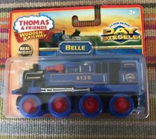 Learning Curve Wooden Thomas Train Day of The Diesels Belle! New