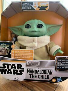 Star Wars The Child Animatronic Edition Genuine NEW IN BOX Baby Yoda! Fast ship!