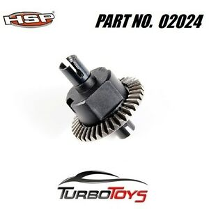 NEW - HSP PART 02024 - DIFFERENTIAL GEAR COMPLETE FOR 1/10 HSP HOBBY PRODUCT