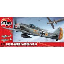 AirFix A16001A 1:24 Focke-Wulf Fw190A-5/A-6 Jagdflugzeug Modellbau Luftfahrt Luf