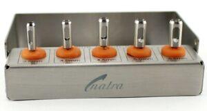 Dental Implant TISSUE PUNCH Kit + Bur holder External Irrigation NATRA ®