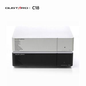 GUSTARD C18 10MHz Audio Clock Generator Low Noise Sine Wave&Square Wave Output
