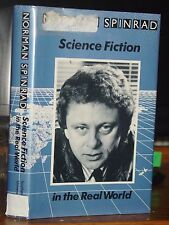 Science Fiction In The Real World, Essays Sci-Fi Critical Standards HC-DJ