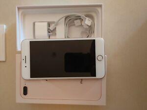 Apple iPhone 8 Plus - 256GB - Gold (Unlocked) A1864 (CDMA + GSM) (AU Stock)