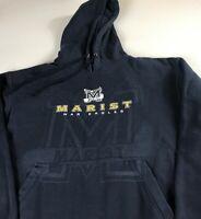 Marist War Eagles Hoodie Adult SZ S/M Sweatshirt Georgia High School Mens Womens