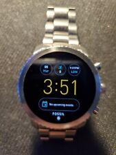 Fossil Q Explorist Gen 3 Stainless Steel Smartwatch - FTW4000