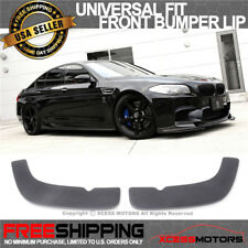 Fits Universal Type 3 Quick Front Lip Splitter Diffuser 24X5 Inch EZ Install